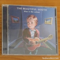 CDs de Música: THE BEAUTIFUL SOUTH -CD- BLUE IS THE COLOR. Lote 182775598
