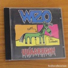 CDs de Música: WIZO -CD- UUAARRGH PUNK. Lote 182775771