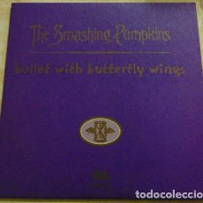 CDs de Música: THE SMASHING PUMPKINS – BULLET WITH BUTTERFLY WINGS - CDSINGLE PROMO. Lote 182776477