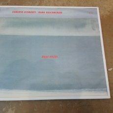 CDs de Música: EGBERTO GISMONTI/NANÁ VASCONCELOS–DUAS VOZES . CD DIGIPACK PERFECTO ESTADO. Lote 182777622