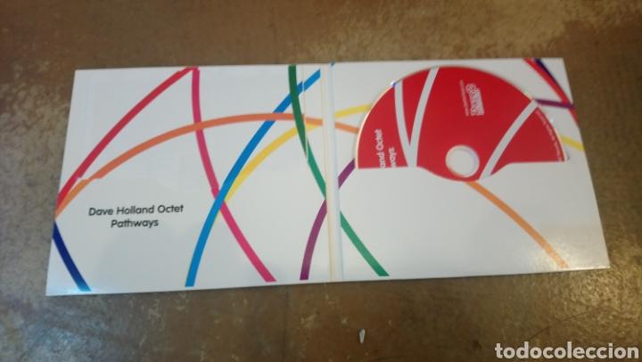 CDs de Música: Dave Holland Octet – Pathways. CD digipack perfecto estado - Foto 2 - 182778380