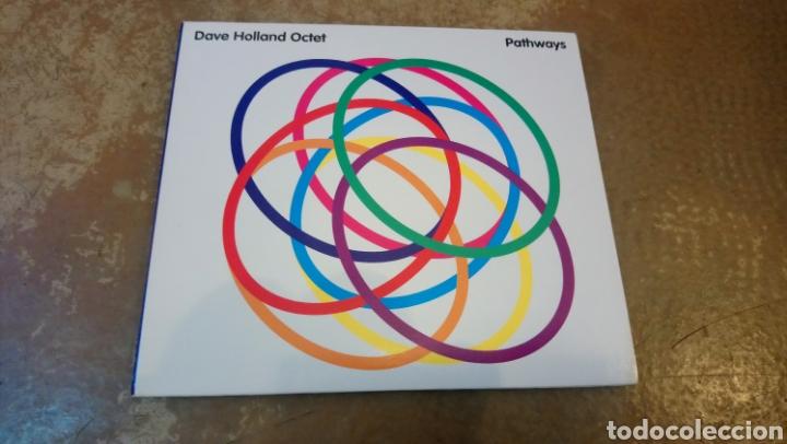 DAVE HOLLAND OCTET – PATHWAYS. CD DIGIPACK PERFECTO ESTADO (Música - CD's Jazz, Blues, Soul y Gospel)