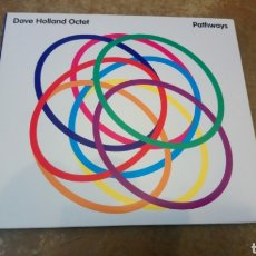 CDs de Música: DAVE HOLLAND OCTET ‎– PATHWAYS. CD DIGIPACK PERFECTO ESTADO. Lote 182778380