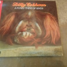 CDs de Música: BILLY COBHAM ‎– A FUNKY THIDE OF SINGS . CD DIGIPACK PERFECTO ESTADO.. Lote 182779300