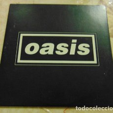 CDs de Música: OASIS – (WHAT'S THE STORY) MORNING GLORY - CD PROMO. Lote 182784220