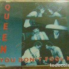 CDs de Música: QUEEN – YOU DON'T FOOL ME - CDSINGLE PROMO. Lote 182784806