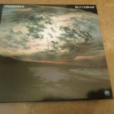 CDs de Música: BILLY COBHAM - CROSSWINDS. CD DIGIPACK. BUEN ESTADO. Lote 182787213