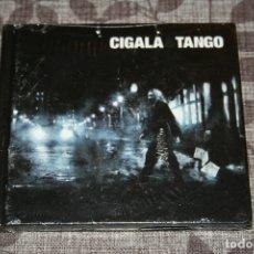 CDs de Música: EL CIGALA.DIEGO EL CIGALA.CD.TANGO.PRECINTADO.NUEVO.2010.FLAMENCO. Lote 182790417