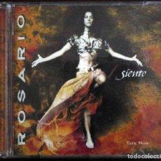 CDs de Música: CD ROSARIO - SIENTO. Lote 182804838