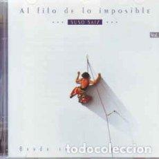 CDs de Música: SUSO SÁIZ – AL FILO DE LO IMPOSIBLE VOL.II (RTVE MÚSICA; 64068, CD, 1998) . Lote 182821220