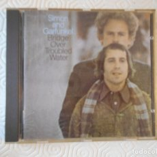 CDs de Música: SIMON AND GARFUNKEL. BRIDGE OVER TROUBLED WATER. COMPACTO CON 11 TEMAS.. Lote 182841030