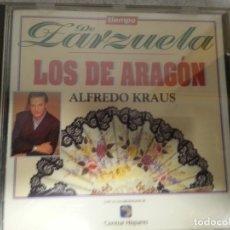 CDs de Música: LOS DE ARAGÓN. . Lote 182848346