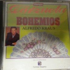CDs de Música: BOHEMIOS. . Lote 182848426