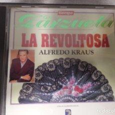 CDs de Música: LA REVOLTOSA. . Lote 182848728