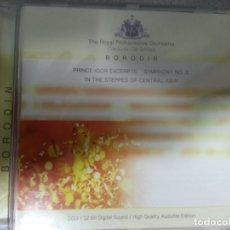 CDs de Música: DVORAK, SINFONÍA N ° 9.. Lote 182849300