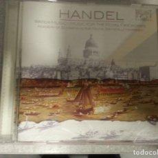 CDs de Música: HANDEL. MARRINER.. Lote 182849471