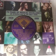 CDs de Música: GRABACIONES TELEFUNKEN. . Lote 182849855