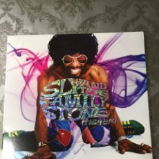 CDs de Música: SLY AND THE FAMILY STONE-HIGHER( CDS MÁS LIBRO ). Lote 182854186