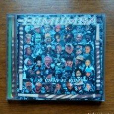 CDs de Música: LUMUMBA - SE VIENE EL BUM, ESAN OZENKI RECORDS, 1999. EUSKAL HERRIA.. Lote 182873438