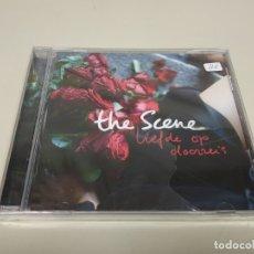 CDs de Música: JJ11- THE SCENE LIEFDE OP DOORREIS CD NUEVO PRECINTO ALGO ROTO LIQUIDACIÓN!. Lote 182877916