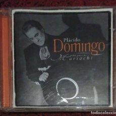 CDs de Música: PLACIDO DOMINGO (100 AÑOS DE MARIACHI) CD 1999. Lote 182879341