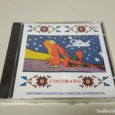 CDs de Música: JJ11- COLORADO SHEILA CD NUEVO PRECINTO ALGO ROTO LIQUIDACIÓN !!. Lote 182883602