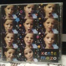 CDs de Música: XENTE MOZO CD ALBUM AMBITU ASTURIAS . Lote 182903112