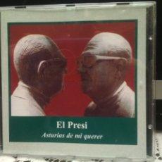 CDs de Música: EL PRESI ASTURIAS DE MI QUERER CD ALBUM 93 ASTURIAS. Lote 182903706