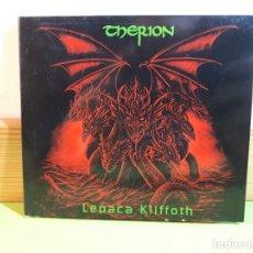 CDs de Música: THERION - LEPACA KLIFFOTH - DIGIPACK - 1996 - COMPRA MÍNIMA 3 EUROS. Lote 182916318