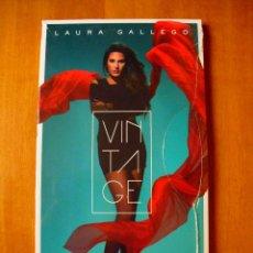 CDs de Música: LAURA GALLEGO - VINTAGE (CD + DVD PRECINTADO). Lote 182916800