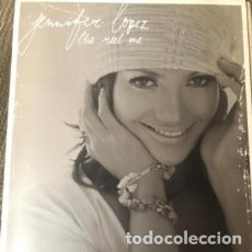 CDs de Música: CD Y DVD JENNIFER LÓPEZ THE REEL ME. Lote 182945477