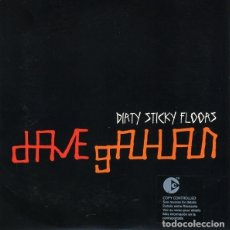 CDs de Música: DAVE GAHAN -DIRTY STICKY FLOORS. Lote 182959492