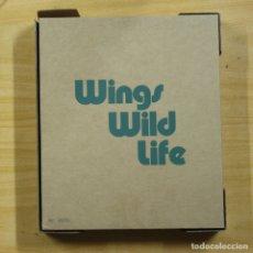 CDs de Música: WINGS - WILD LIFE - COMPLETO - BOX 3 CD + DVD. Lote 182971590