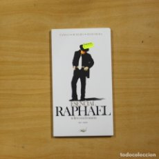 CDs de Música: RAPHAEL - ESENCIAL RAPHAEL TE LLEVO EN EL CORAZON - CD + DVD. Lote 182971683