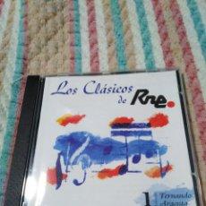 CDs de Música: CD LOS CLÁSICOS DE RNE ( 8 EN TOTAL ). Lote 182980880