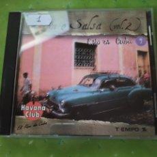 CDs de Música: (CD1091) SON O SALSA - ESTO ES CUBA SEGUNDAMANO. Lote 182992432