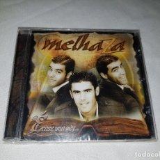 CDs de Música: CD MELHAZA (ÉRASE UNA VEZ) SEVILLANAS . Lote 183019853