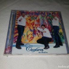 CDs de Música: CD CANTARES DE HUELVA (PENSANDO EN TI) SEVILLANAS . Lote 183020048
