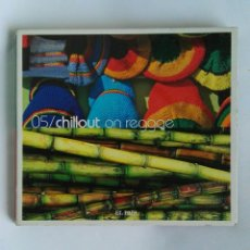 CDs de Música: CHILLOUT ON REGGAE CD. Lote 183042852