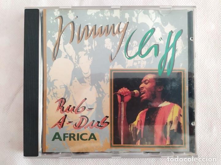 JIMMY CLIFF – RUB-A-DUB (Música - CD's Reggae)