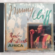 CDs de Música: JIMMY CLIFF ‎– RUB-A-DUB. Lote 183057117