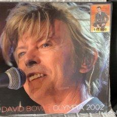 CDs de Música: DAVID BOWIE - OLYMPIA 2002 - 3 LP + 2 CD, EDICIÓN LIMITADA, VINYLOS DE COLOR. Lote 183064611