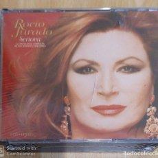 CDs de Música: ROCIO JURADO (SEÑORA - ANTOLOGIA COMPLETA DE SUS GRANDES CANCIONES) 2 CD'S + DVD * PRECINTADO. Lote 183074070
