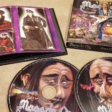 CDs de Música: MAGO DE OZ / GAIA II - LA VOZ DORMIDA / DIGIBOOK-DOBLE CD - DRO / 17 TEMAS / MUY BUENA CALIDAD.. Lote 183083268