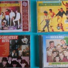 CDs de Música: BEAU BRUMMELS VOL.1 Y 2 - 20 GREATST HITS -ROCK AND ROLL HITS. Lote 183083461