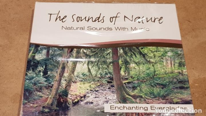 THE SOUNDS OF NATURE / ENCHANTING EVERGLADES / CD - MM-IRELAND / PRECINTADO - DIFÍCIL. (Música - CD's Melódica )
