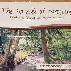 CDs de Música: THE SOUNDS OF NATURE / ENCHANTING EVERGLADES / CD - MM-IRELAND / PRECINTADO - DIFÍCIL.. Lote 183084220