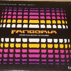 CDs de Música: FANGORIA / UN DÍA CUALQUIERA EN VULCANO / DIGIPACK-DOBLE CD - DRO / INCLUYE VIDEOS / BUENA CALIDAD.. Lote 183084787