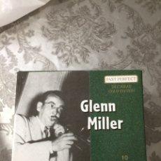 CDs de Música: GLENN MILLER (BOX 24 CARAT GOLD EDITION) 10 CDS MÁS FOLLETO. Lote 183089566