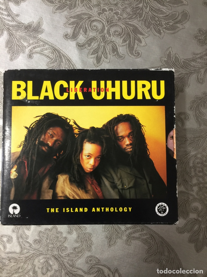 BLACK UHURU (LIBERATION) DOBLE CD MÁS FOLLETO (Música - CD's Reggae)